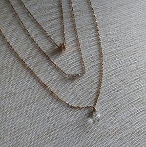 Jewelry - Three-Tiered Layered Necklace